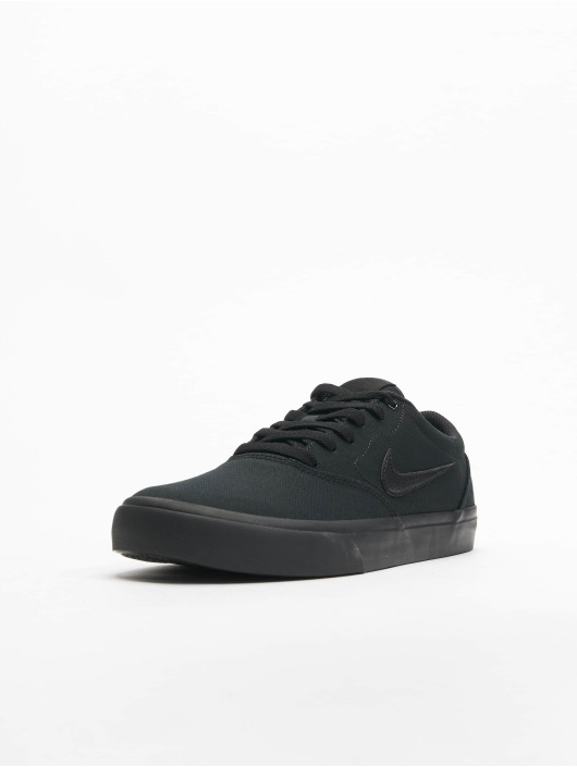 Nike SB Sneakers SB Charge Canvas èierna
