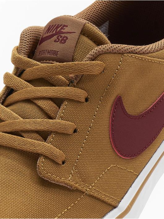 Nike SB Sneakers SB Portmore II Solar Cnvs béžová