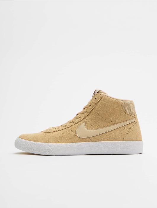 Nike SB Sneakers Bruin HI beige