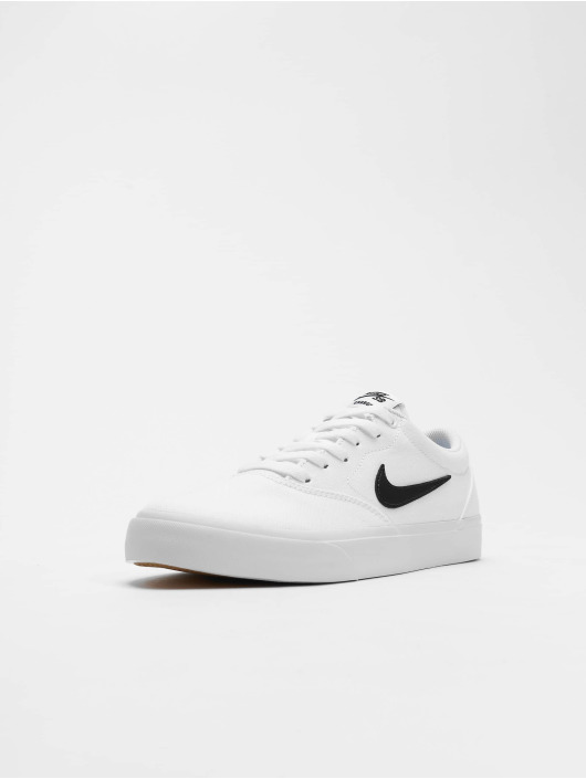 Nike SB Sneakers SB Charge SLR bialy