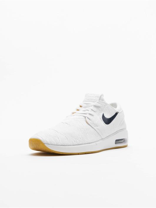 Nike SB Sneakers Air Max Janoski 2 bialy
