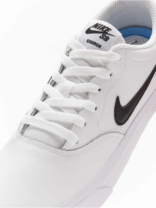 Nike SB Sneakers SB Charge Prm bialy