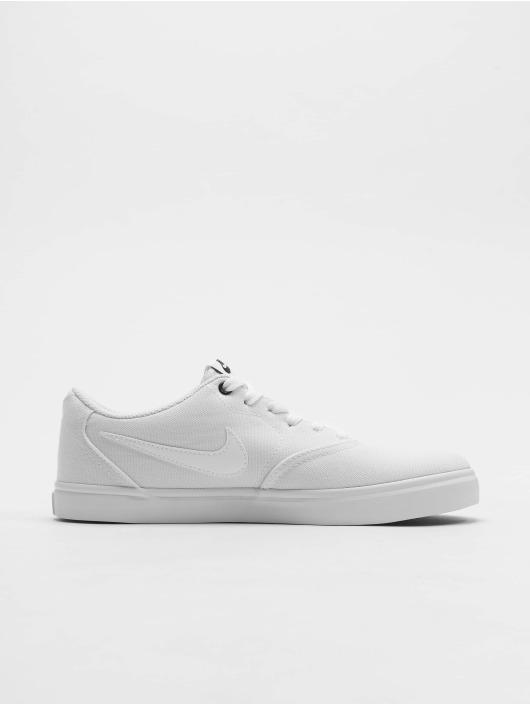 Nike SB Sneakers SB Check Solar Canvas biela