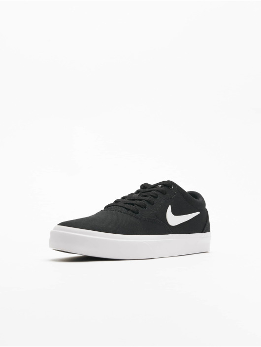 Nike SB Sneakers Charge Canvas black