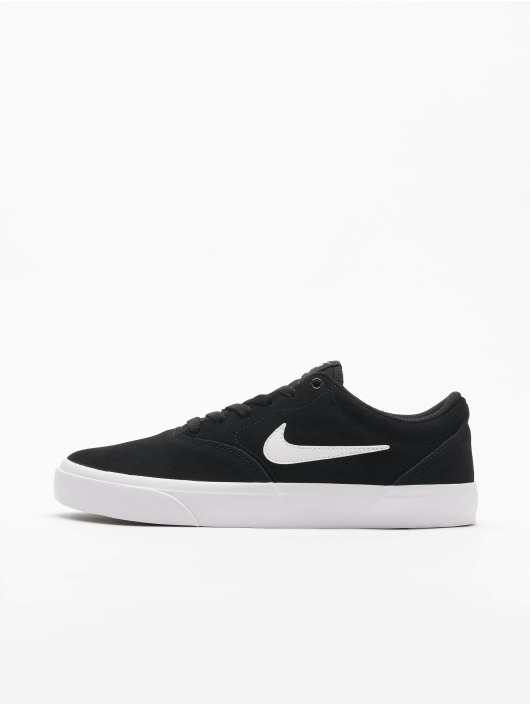 Nike SB Sneakers Charge Suede black