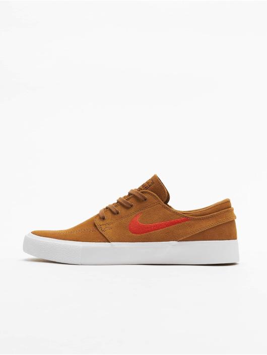 Nike SB Sneakers Zoom Janoski RM brazowy