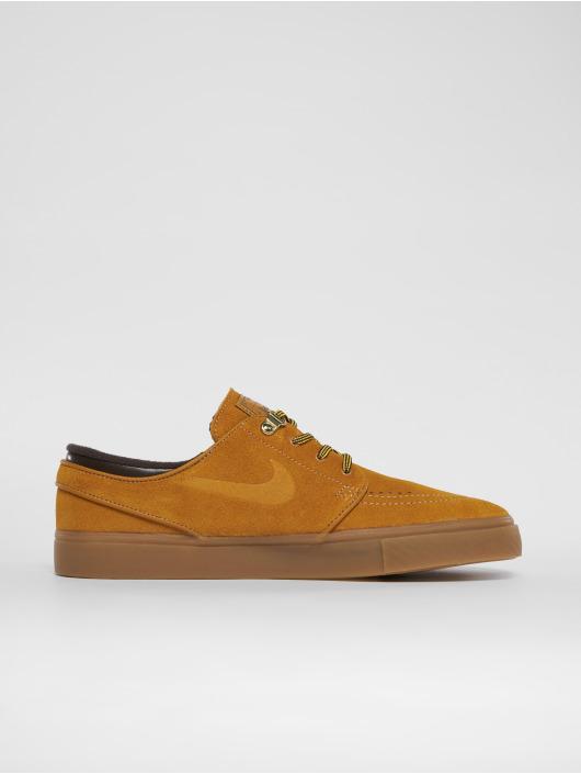 Nike SB Sneakers Zoom Janoski Prm brown