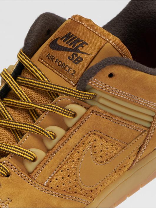 Nike SB Sneakers Air Force Ii Low Premium brown