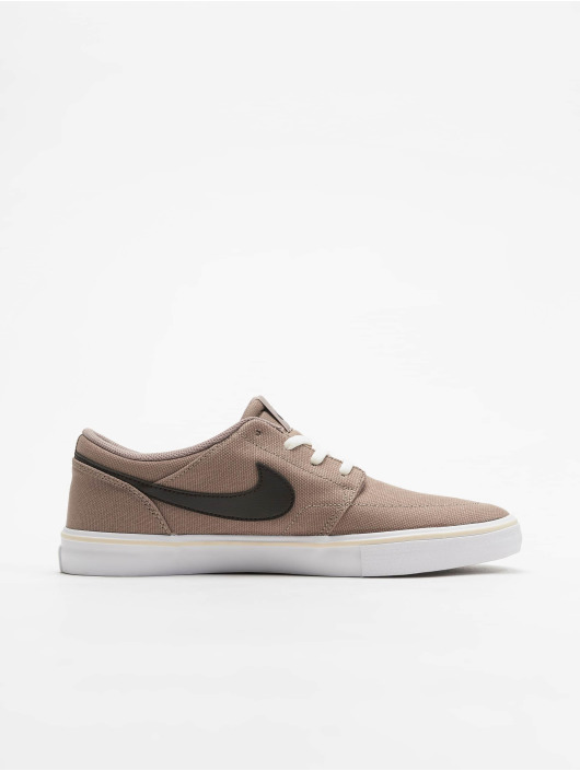 Nike SB Sneakers SB Solarsoft Portmore II brown