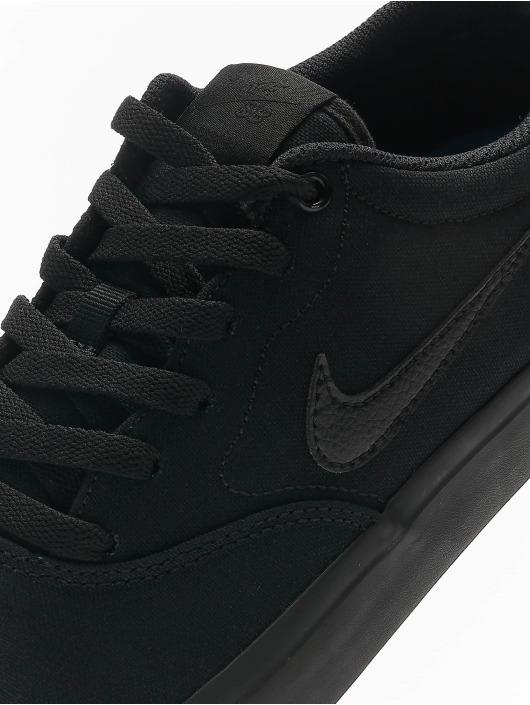 Nike SB Sneakers SB Charge Canvas czarny