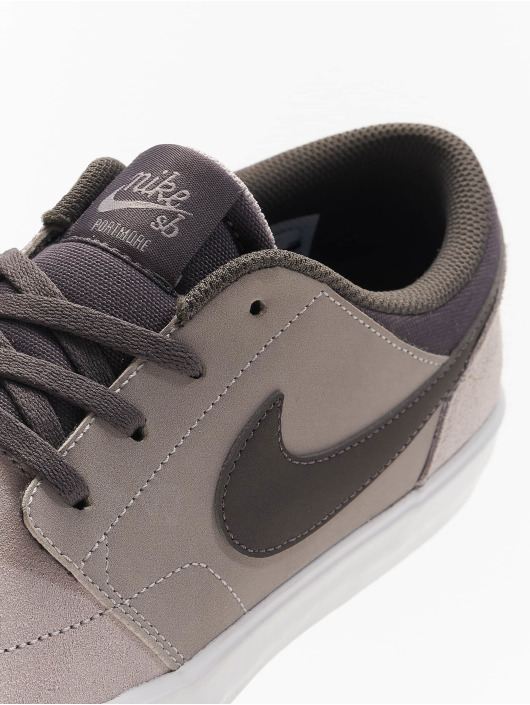 Nike SB Sneakers SB Solarsoft Portmore II Skateboarding grå