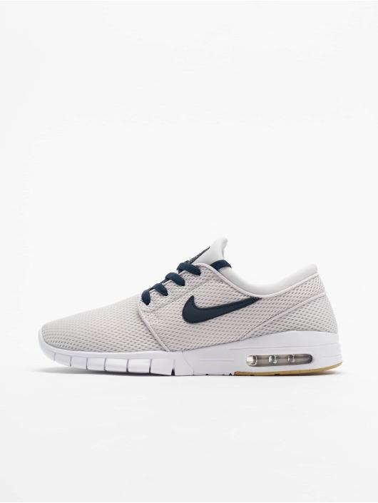 Nike Stefan: Nike Herresko Stefan Janoski Max ObsidianHvid