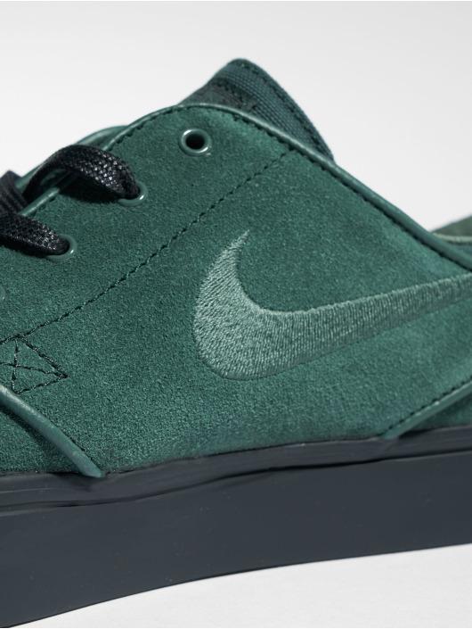 lowest price d126c fad9c Nike SB Sko / Sneakers SB Zoom Stefan Janoski i grøn 500684