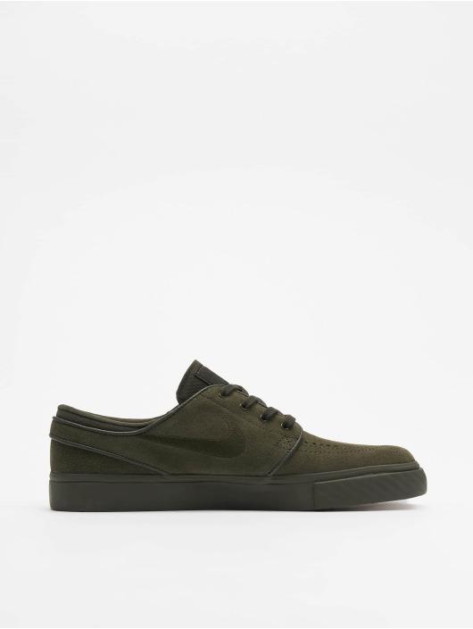 Nike SB Sneakers Zoom Stefan Janoski green