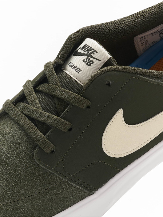 Nike SB Sneakers Portmore II Solar green