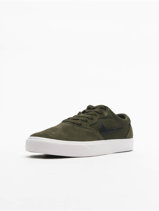 Nike SB Sneakers Chron SLR green