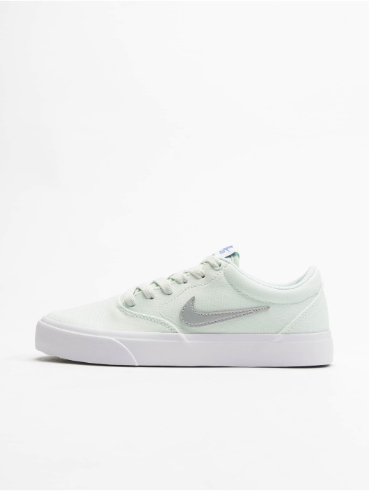 Nike SB Sneakers Charge Canvas green