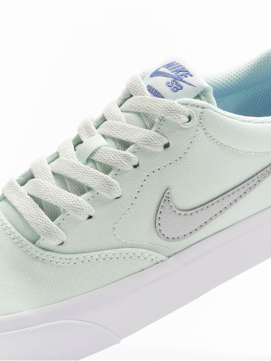 Nike SB Sneakers Charge Canvas grön