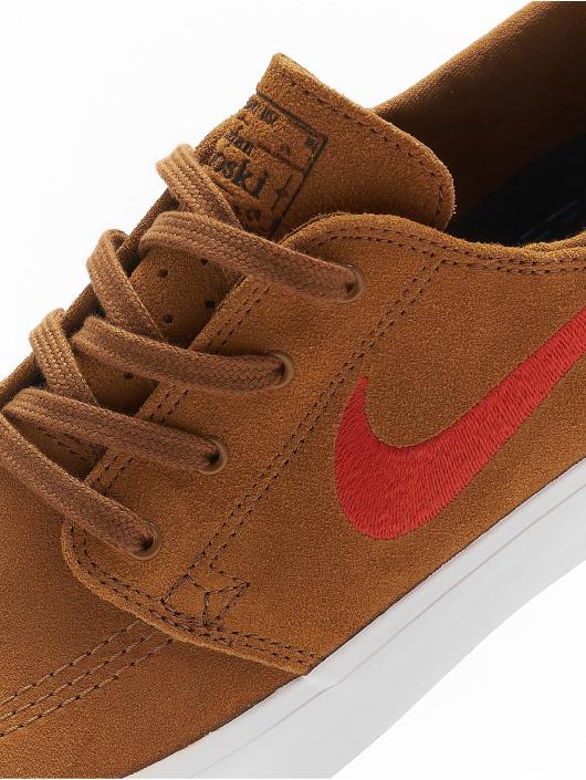 Nike SB Sneakers Zoom Janoski RM hnedá