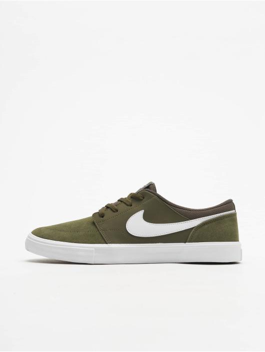 Nike SB Sneakers Portmore lI Solar kaki