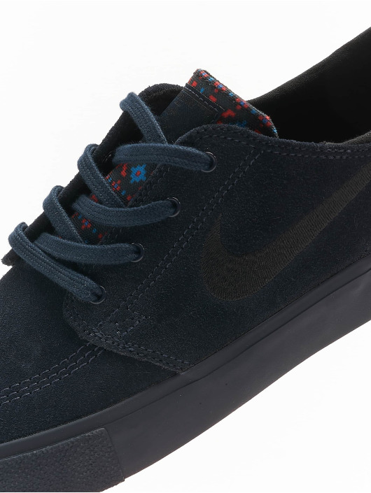 Nike SB Sneakers Zoom Janoski RM Prm modrá