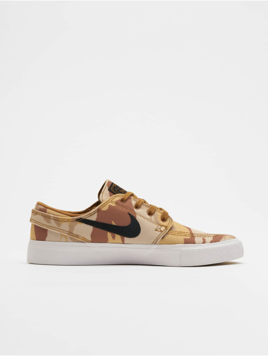 Nike SB Sneakers Zoom Janoski Canvas Premium moro
