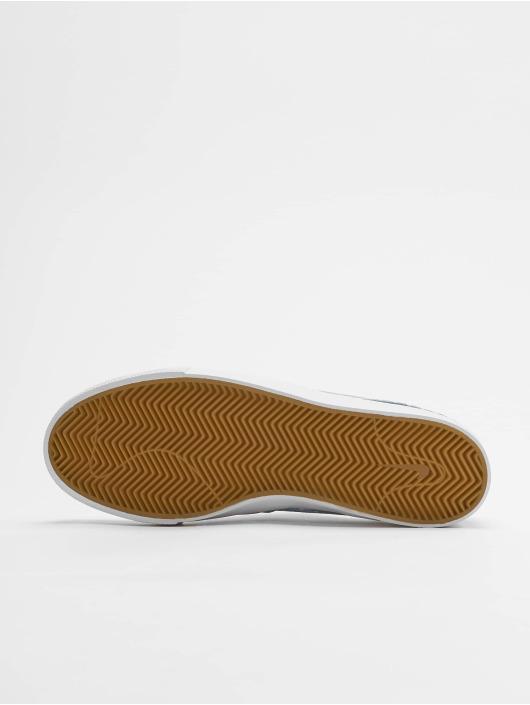 Nike SB Sneakers Zoom Janoski Slip Canvas niebieski