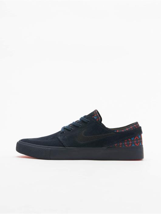 Nike SB Sneakers Zoom Janoski RM Prm niebieski