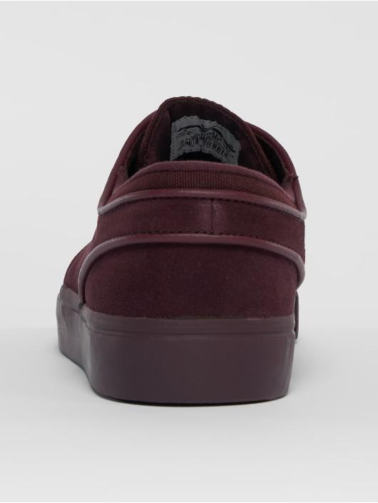 Nike SB Sneakers Sb Zoom Stefan Janoski red