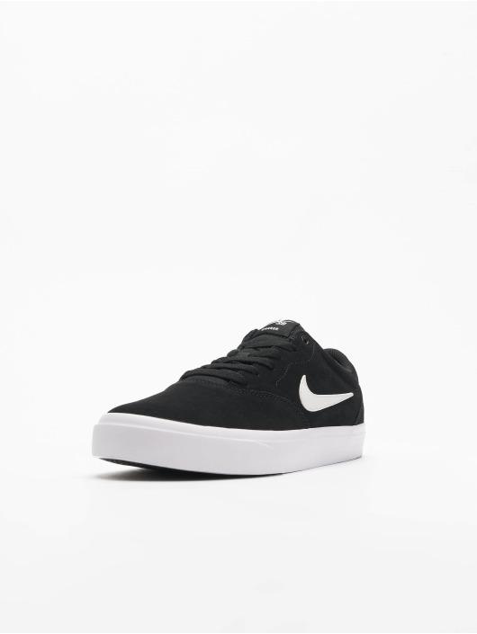 Nike SB Sneakers Charge Suede sort