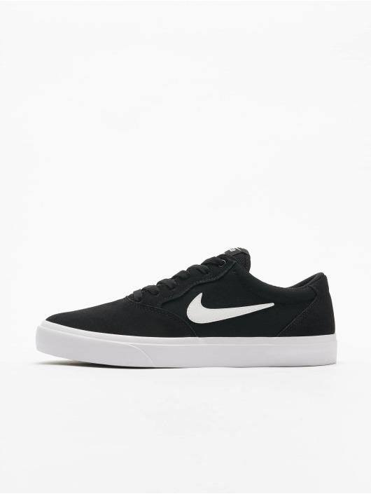 Nike SB Chron SLR Sneakers BlackWhite