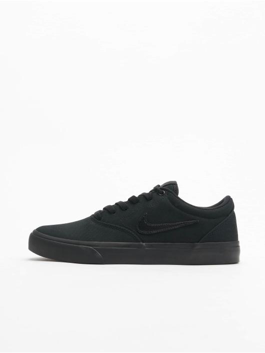 Nike SB Sneakers SB Charge Canvas svart