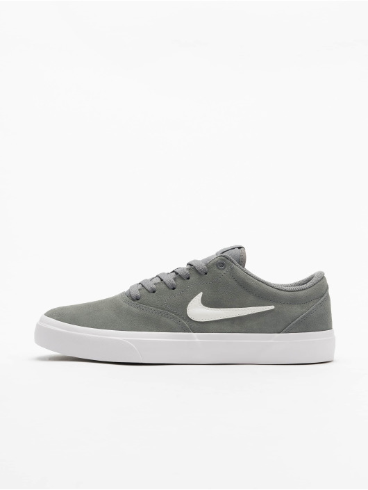 Nike SB Sneakers Charge Suede szary