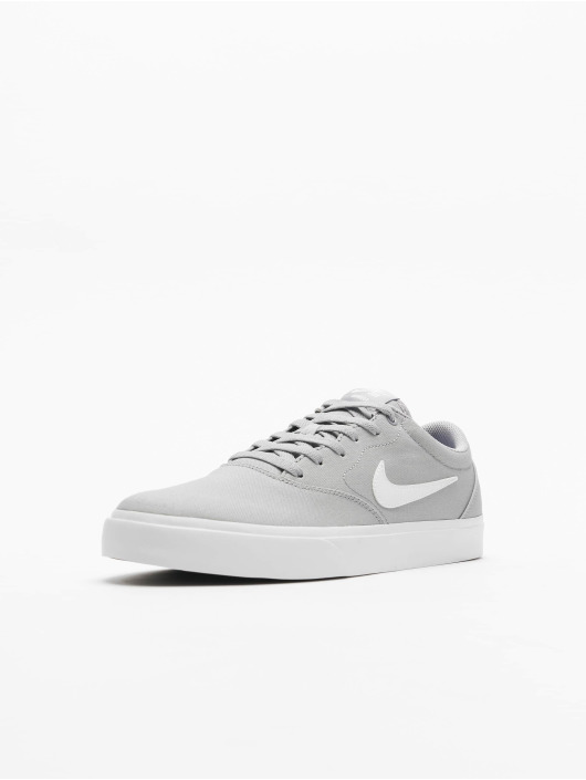 Nike SB Sneakers SB Charge Canvas szary