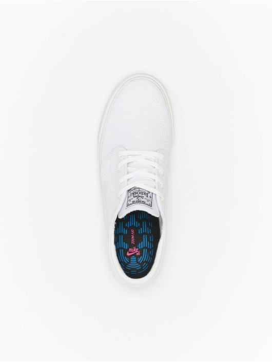 Nike SB Sneakers Zoom Janoski Canvas white