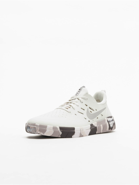 Nike SB Sneakers Nyjah Free Premium zielony
