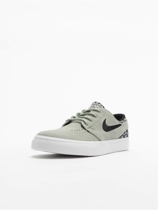 Nike SB Sneakers Janoski Suede Premium (GS) zielony