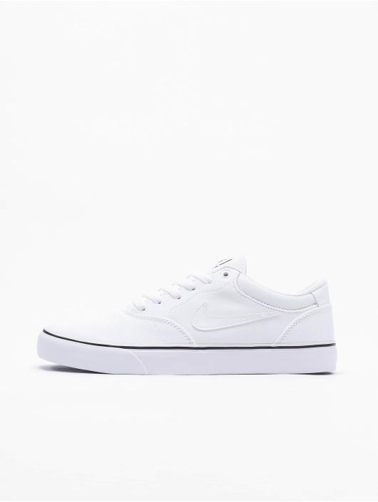 Nike SB Snejkry SB Chron 2 Canvas bílý
