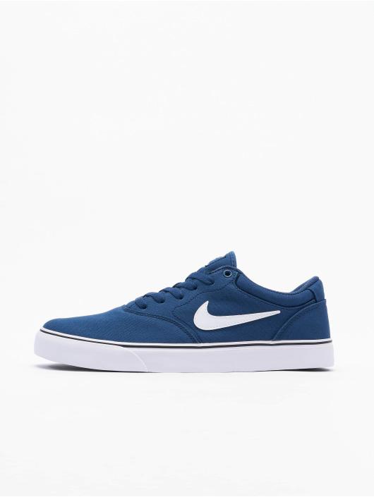 Nike SB Snejkry SB Chron 2 Canvas modrý