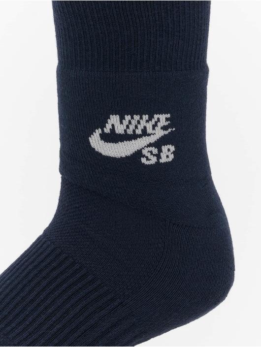 Nike SB Socken Crew Skateboarding 3-Pack bunt