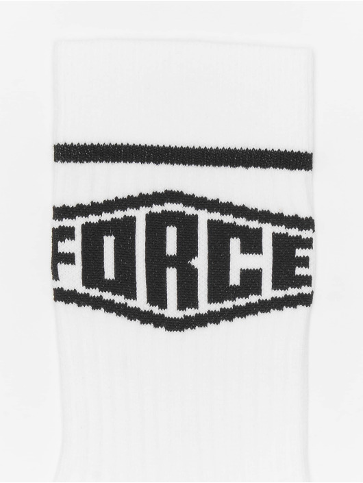 Nike SB Socks Sneaker Sox Force white