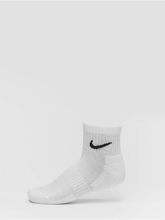 Nike SB Socks Everyday Cush Ankle 3 Pair white