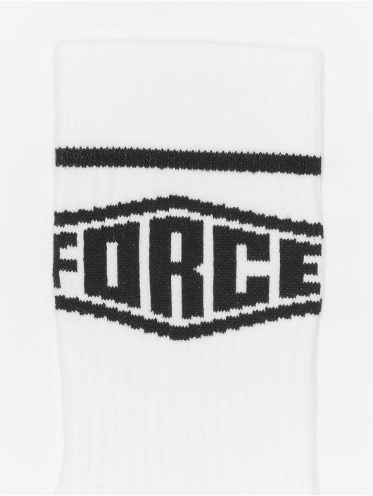 Nike SB Sokker Sneaker Sox Force hvit
