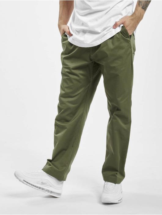 Nike SB Spodnie wizytowe Dry Pull On oliwkowy