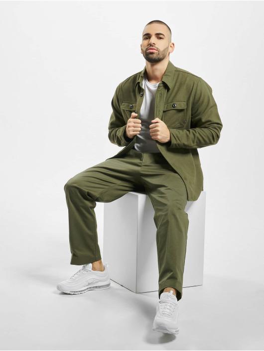 Nike SB Stoffbukser Dry Pull On oliven