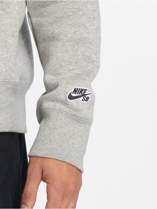 Nike SB Sweat & Pull Sb Icon gris