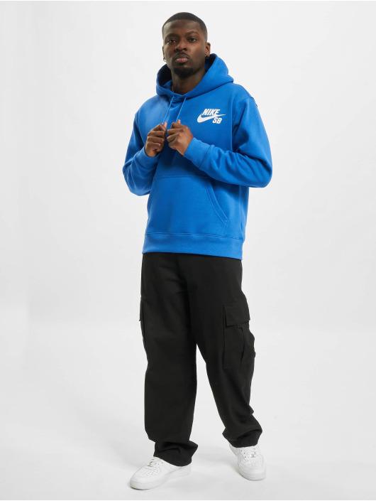 Nike SB Sweat capuche Icon Essnl bleu