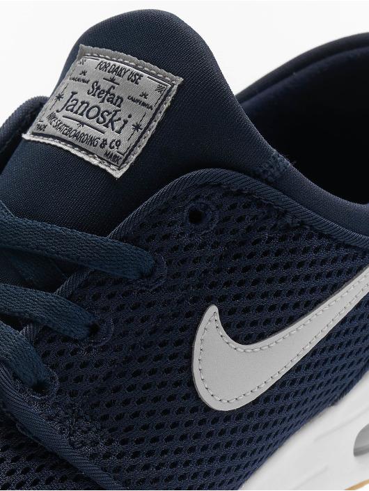 Nike SB Tøysko Stefan Janoski Max blå