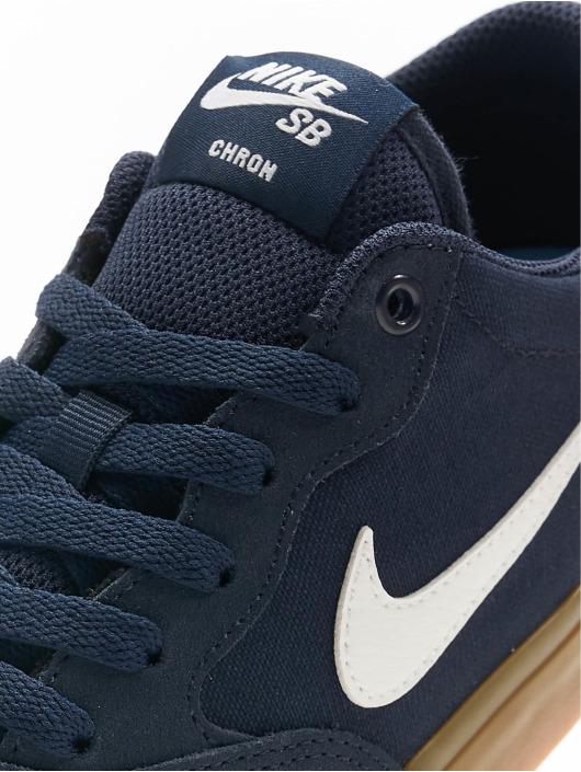 Nike SB Tøysko SB Chron SLR blå
