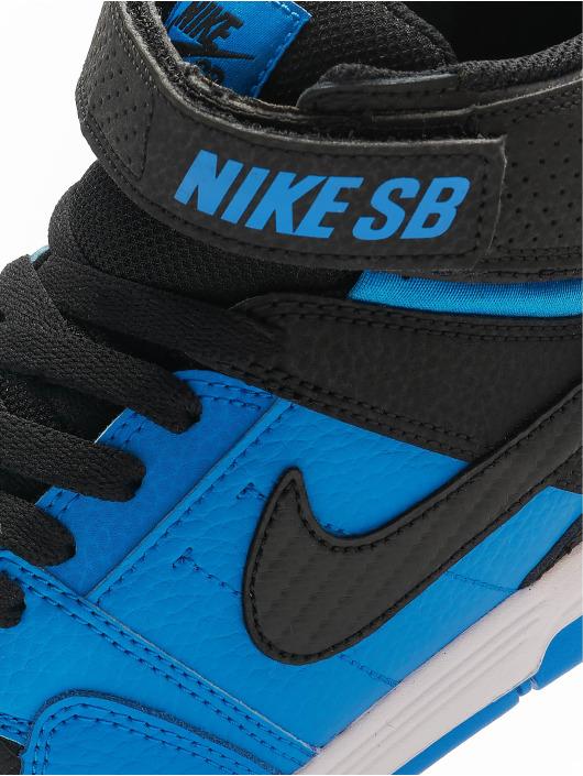 Nike SB Tøysko Mogan Mid 2 JR (GS) blå
